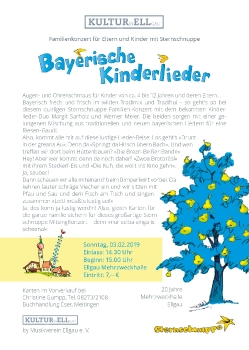 BayerischeKinderlieder2019